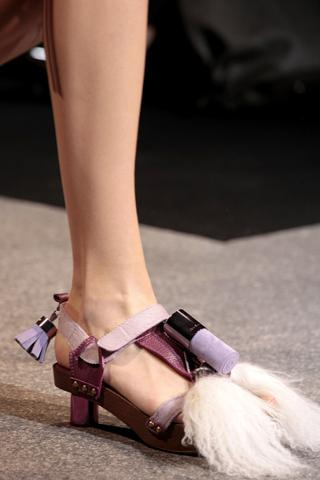 Louis Vuitton sko s/s 2010