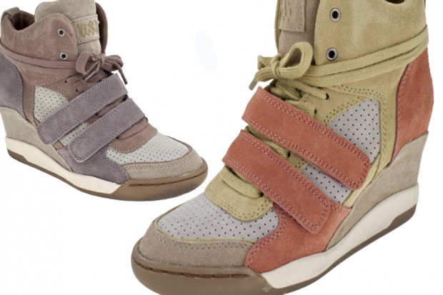 ash bis wedge sneakers style