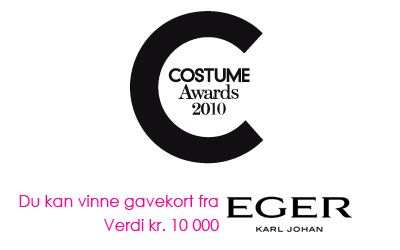 Stem på Lille Vinkel Sko i Costume Awards