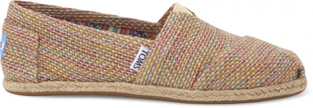 Toms Elle Lille Vinkel Sko Models Giving Back